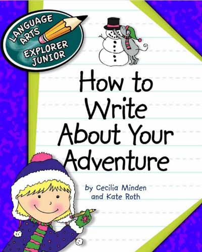 how to write your adventure